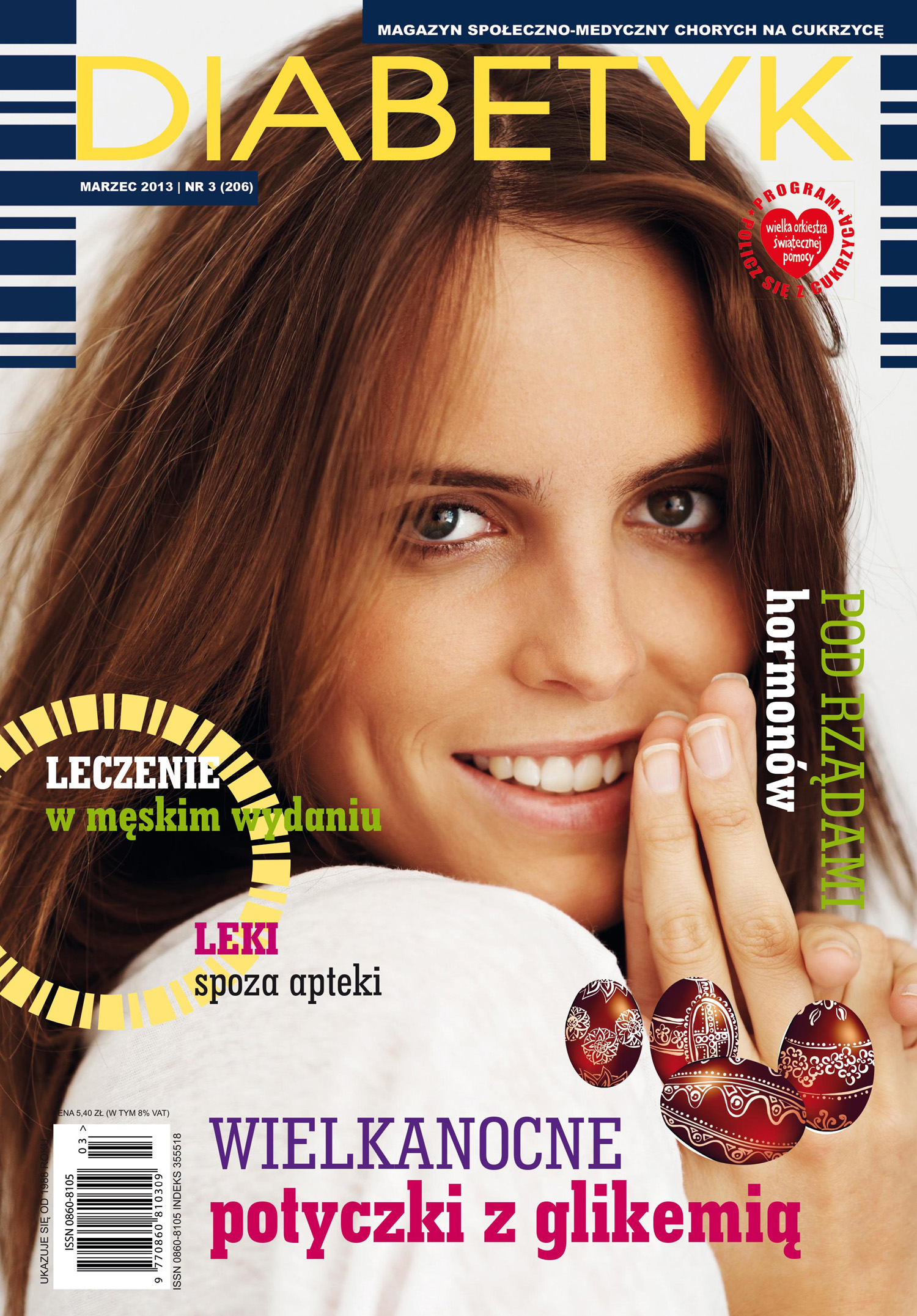 Miesięcznik Diabetyk- marzec 2013