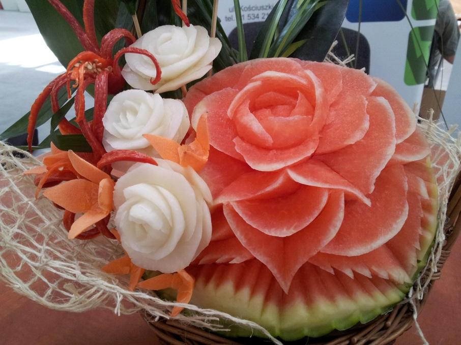 Bezpłatne szkolenie z zakresu sztuki kulinarnej i sztuki carvingu!