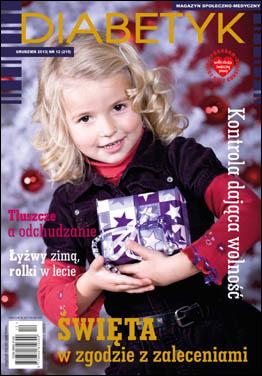 Miesięcznik Diabetyk, grudzień 2013, nr 12